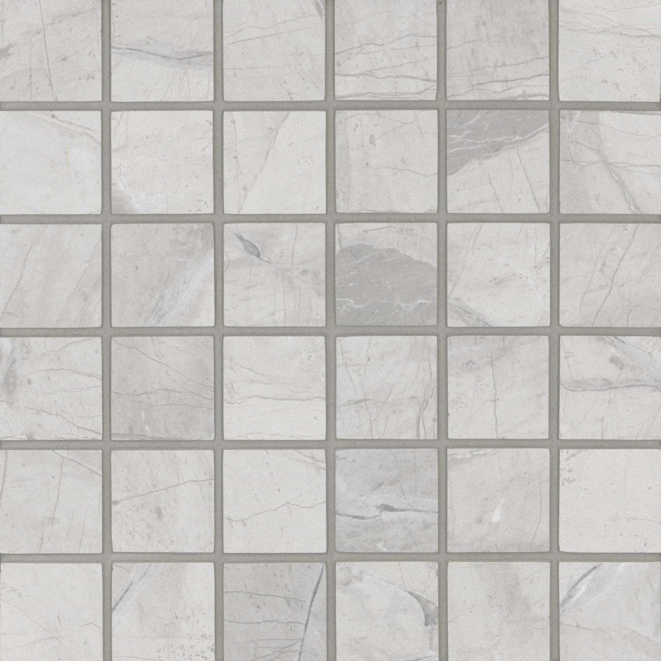 Tesoro Wall Mosaic in White