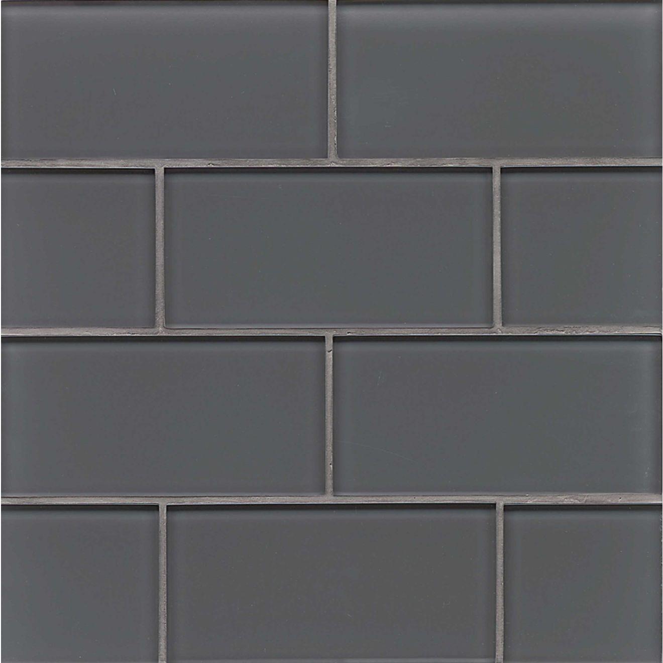 """Hamptons 3"""" x 6"""" Wall Tile in Pelican"""