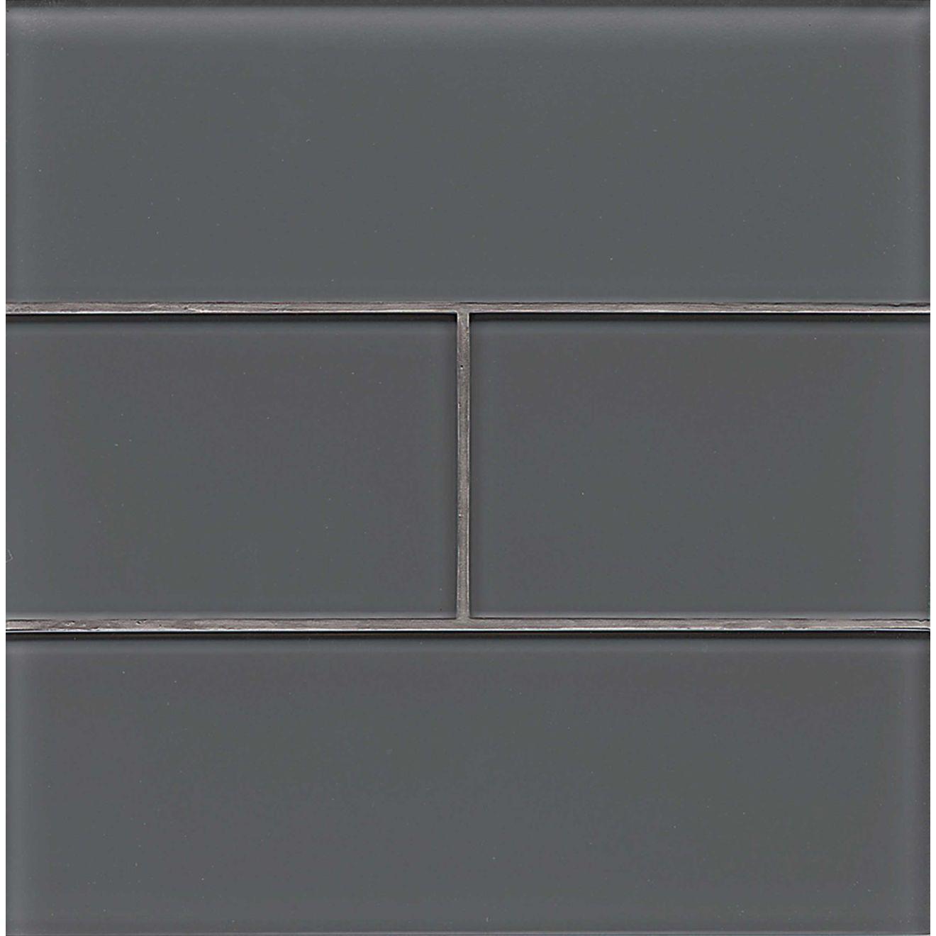"""Hamptons 4"""" x 12"""" Wall Tile in Pelican"""