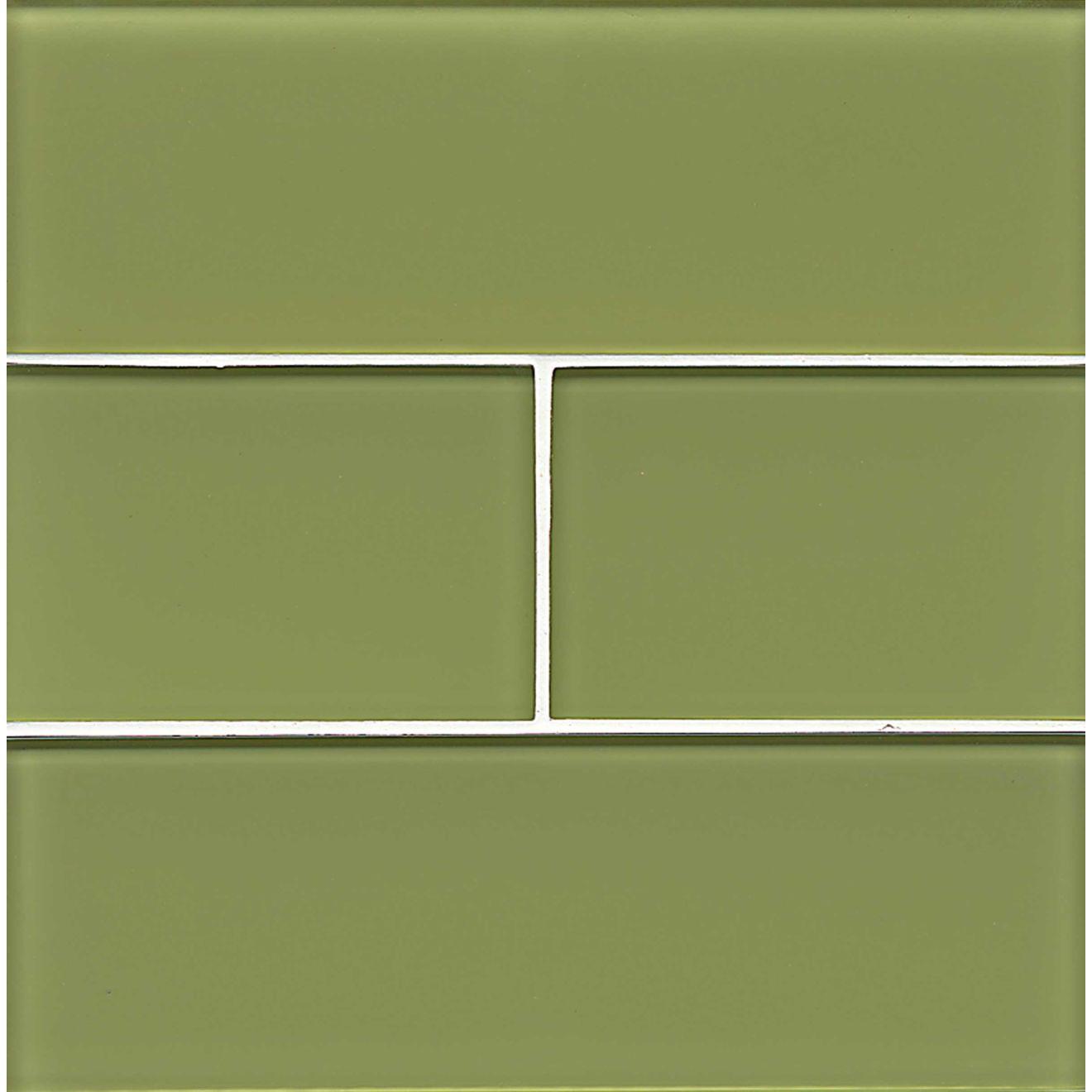 """Hamptons 4"""" x 12"""" Wall Tile in Reed"""