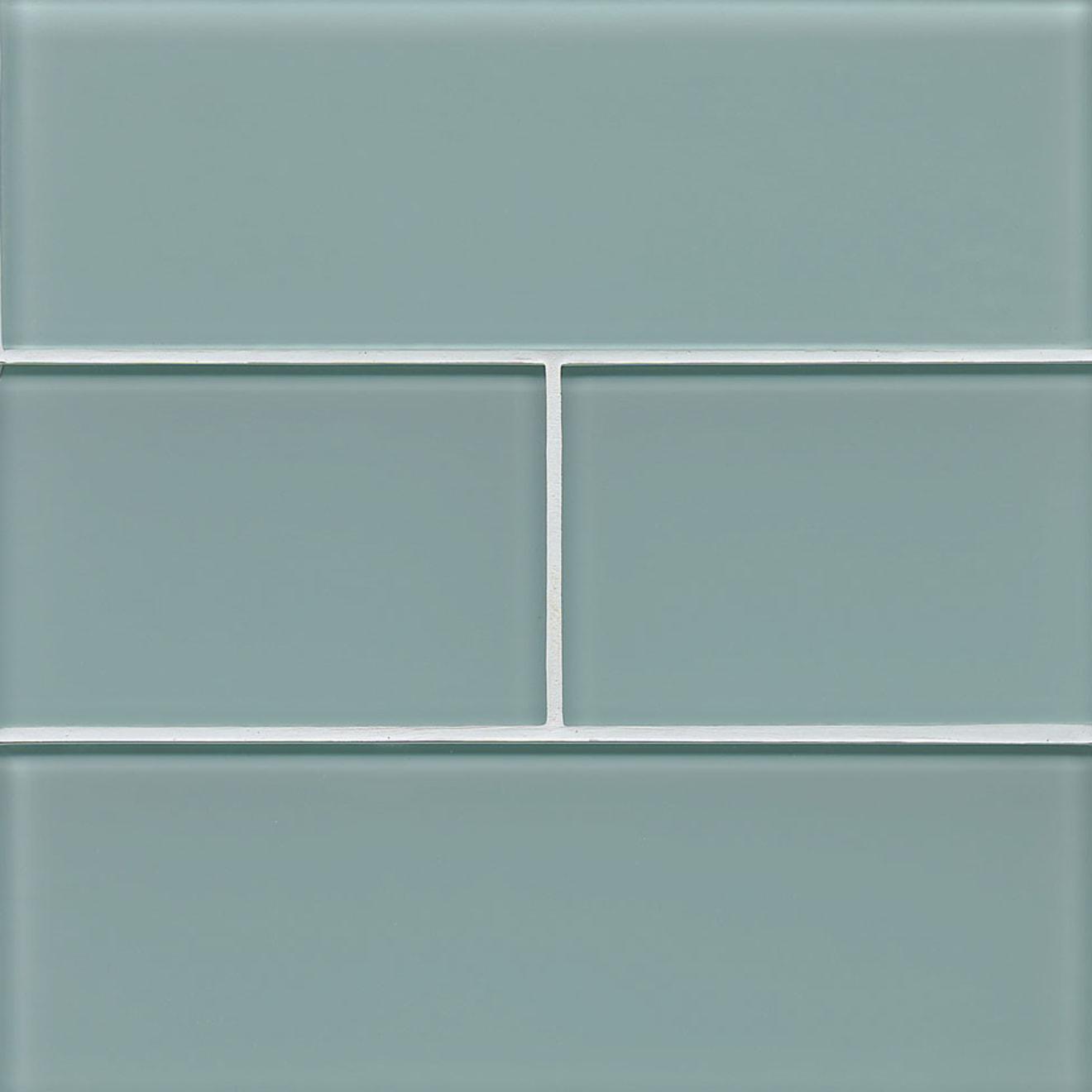 """Hamptons 4"""" x 12"""" Wall Tile in Sail"""