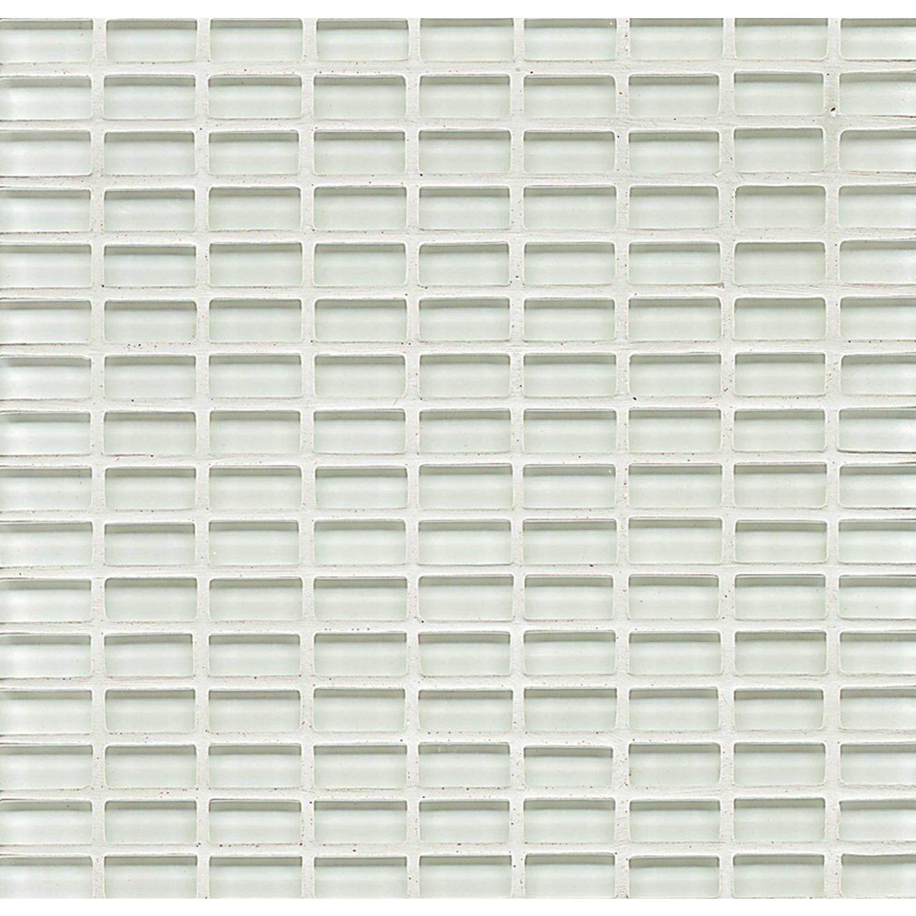 Hamptons Wall Mosaic in White Linen