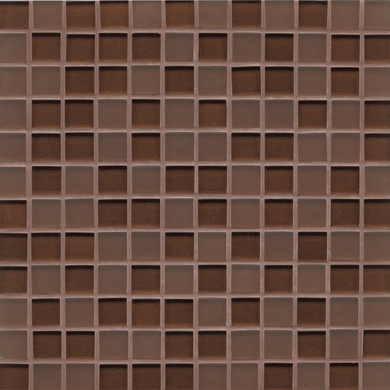"""Manhattan 1"""" x 1"""" Wall Mosaic in Grand"""