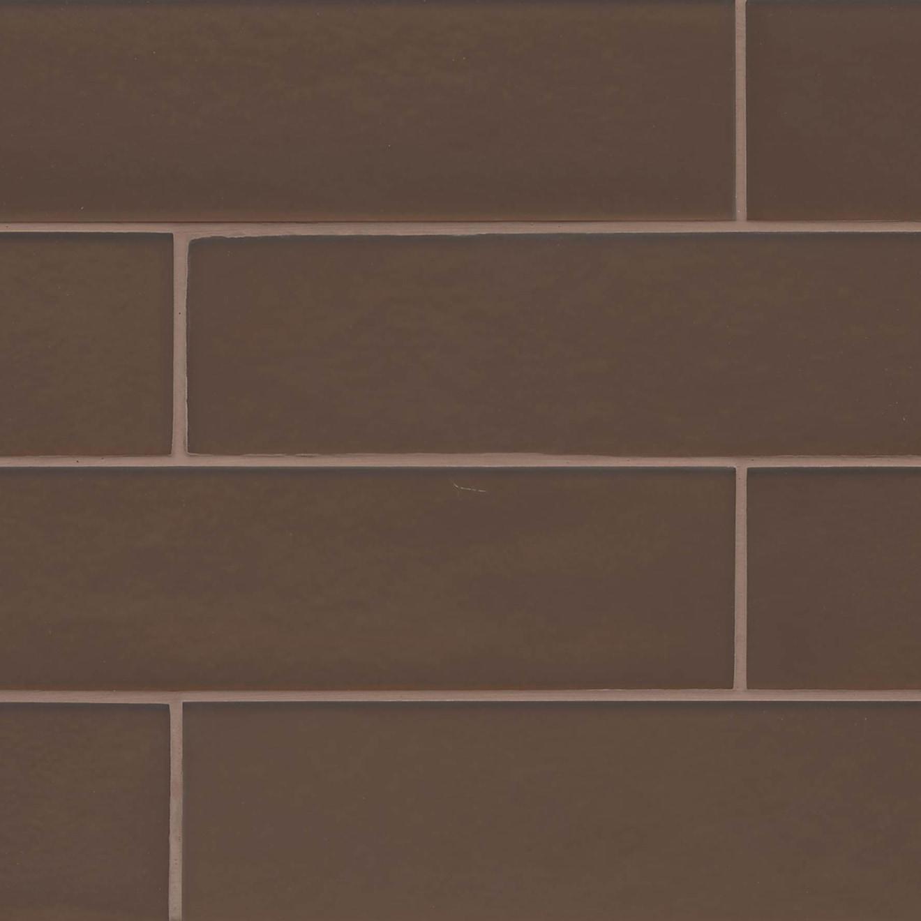 "Manhattan 4"" x 16"" Wall Tile in Grand"