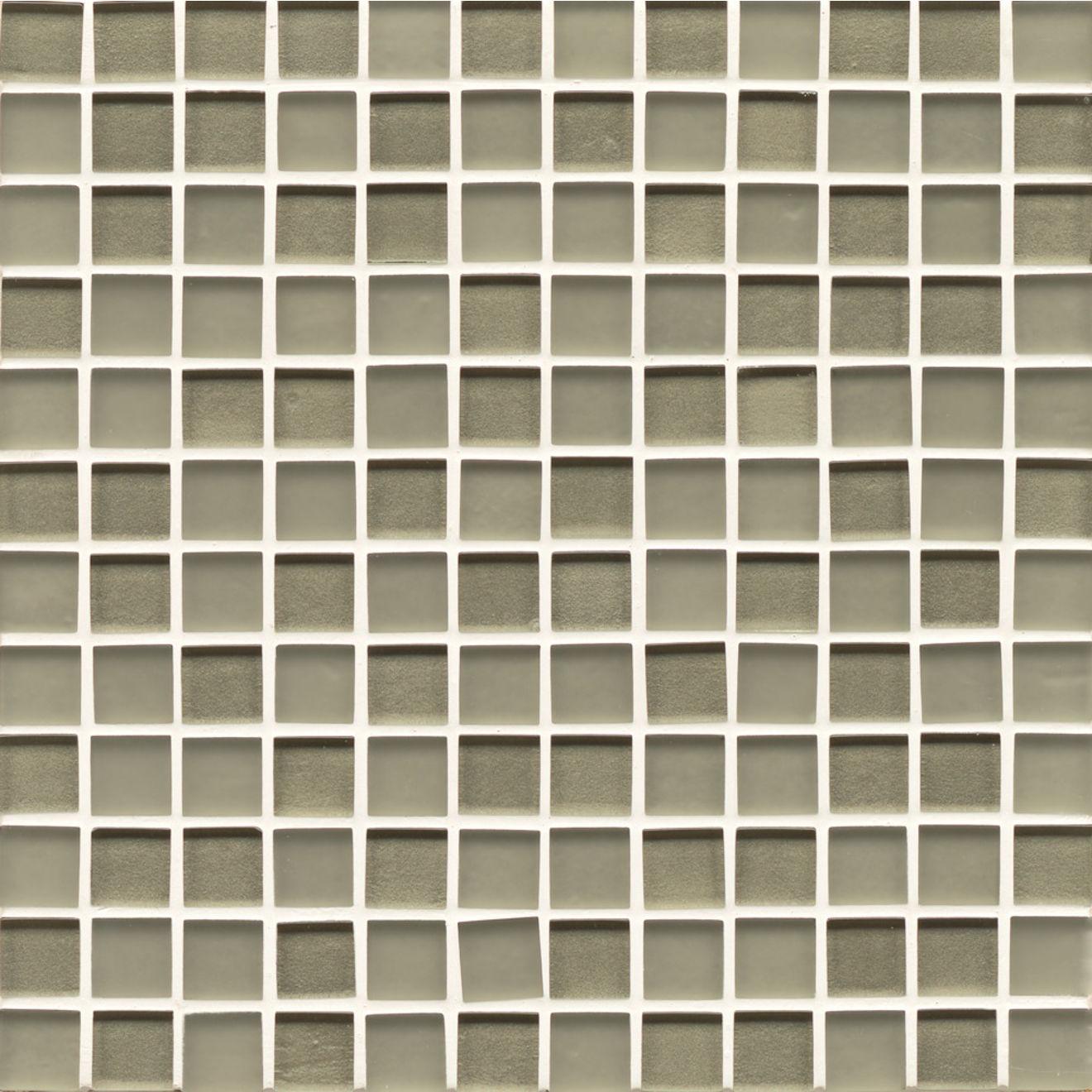 "Manhattan 1"" x 1"" Wall Mosaic in Mint"