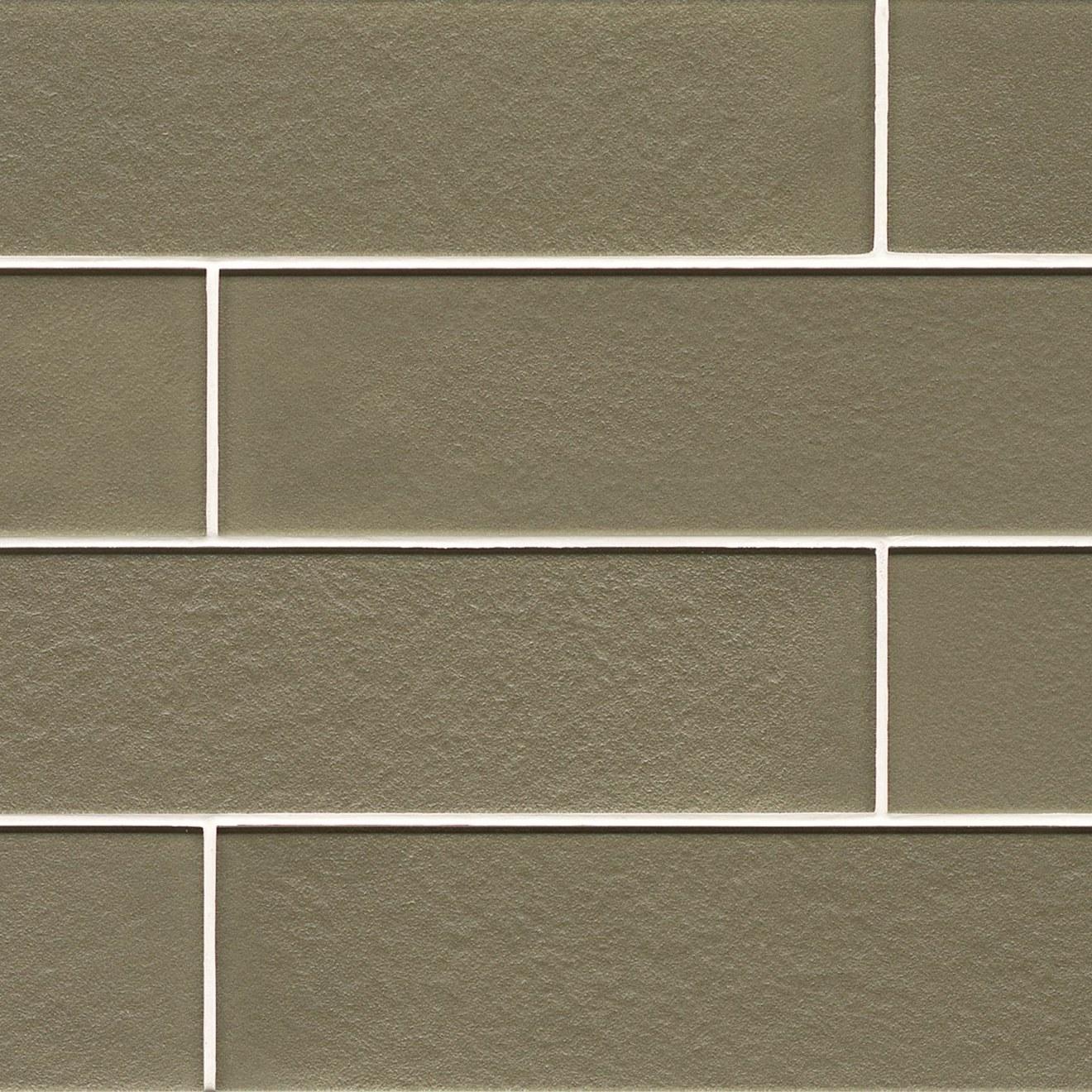 "Manhattan 4"" x 16"" Wall Tile in Mint"