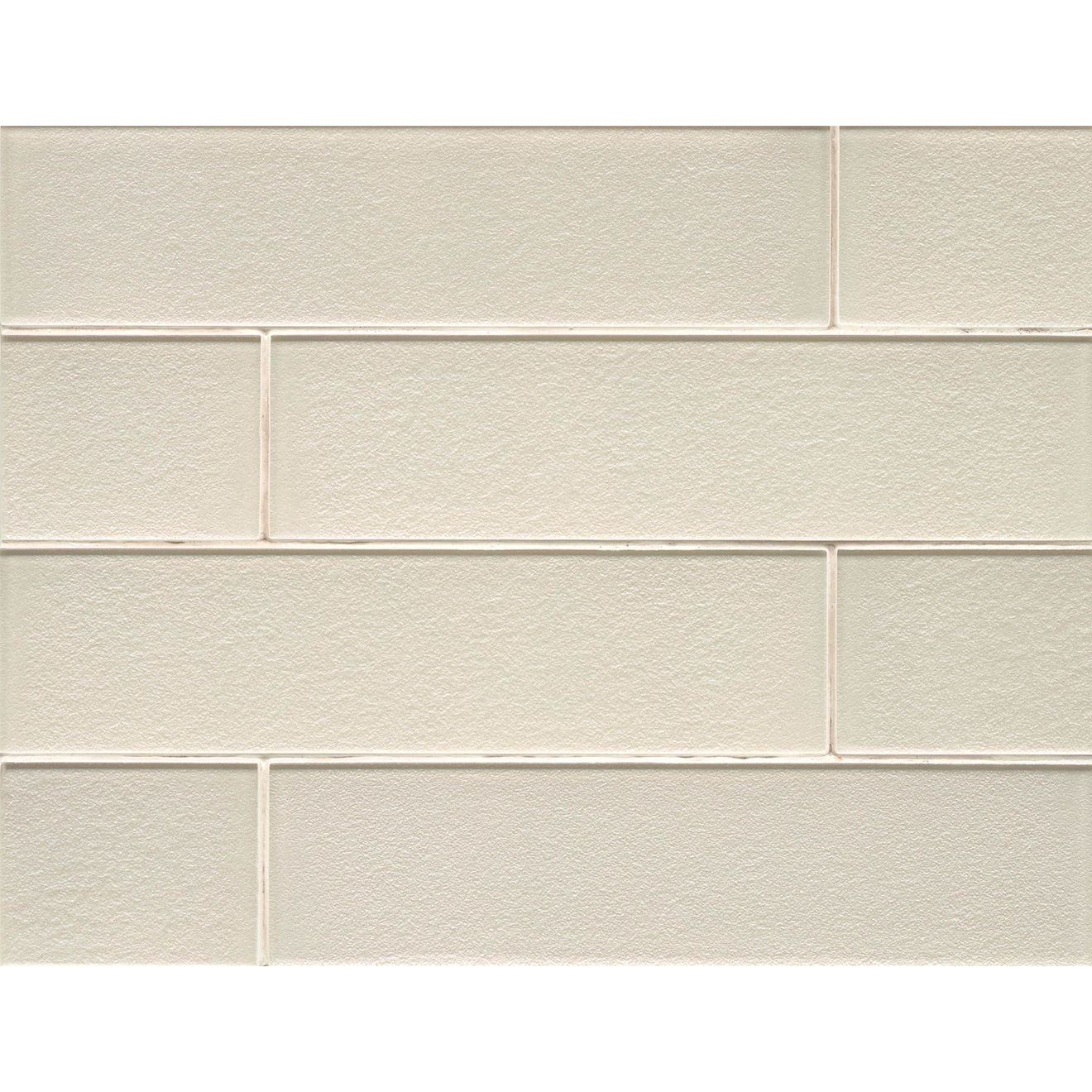 "Manhattan 4"" x 16"" Wall Tile in Pearl"