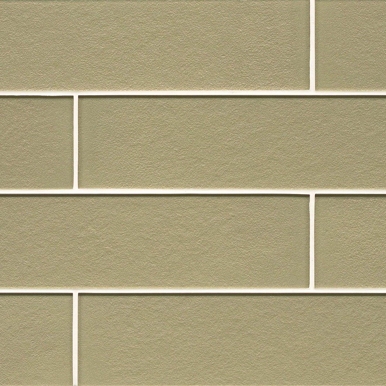 "Manhattan 4"" x 16"" Wall Tile in Pistachio"