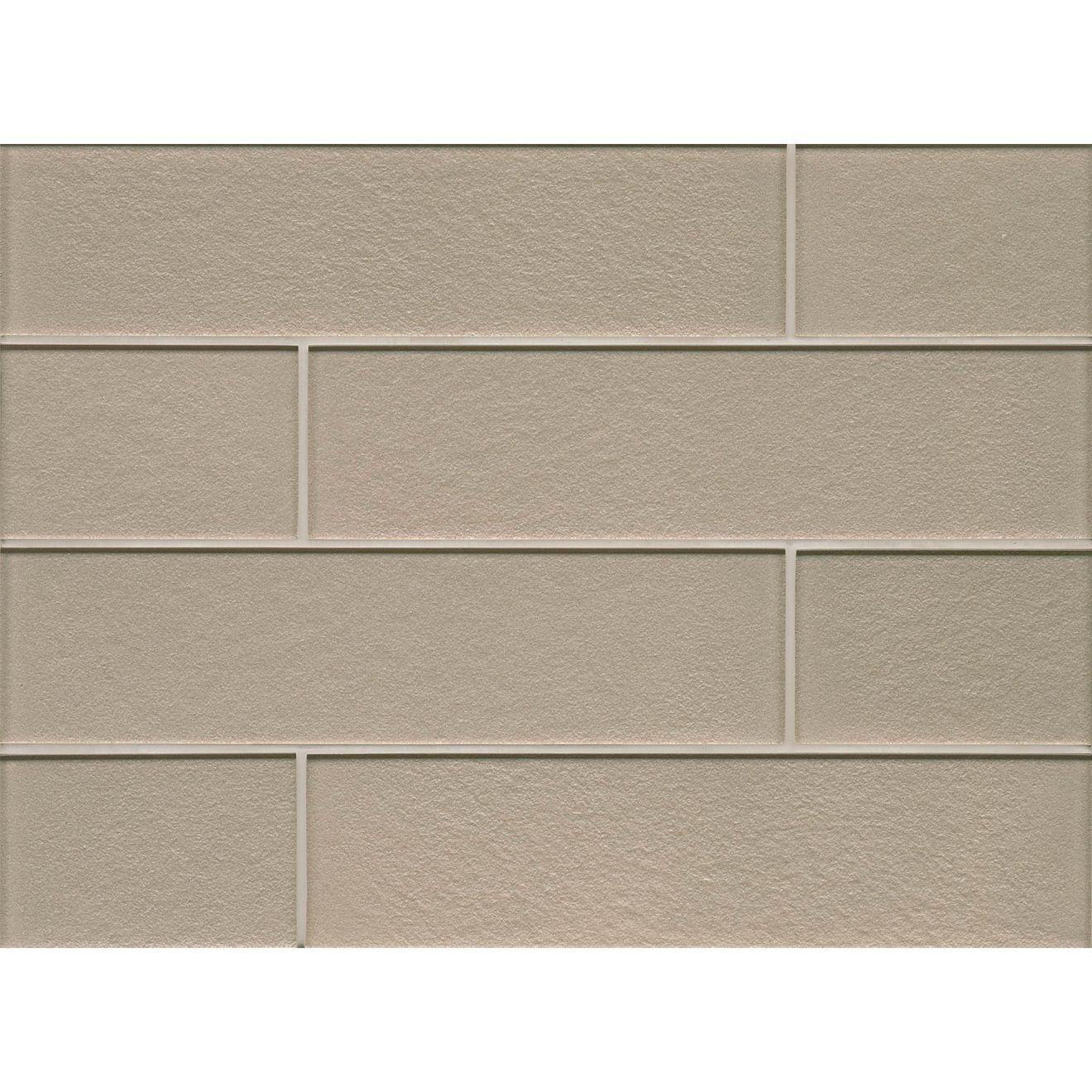 "Manhattan 4"" x 16"" Wall Tile in Silk"