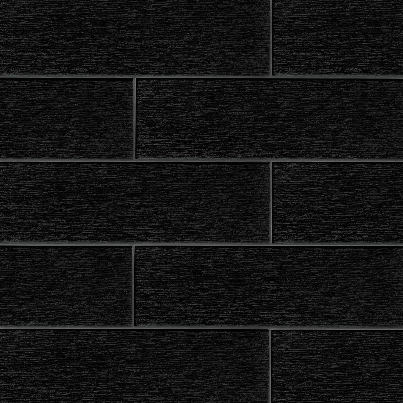"""Verve 6"""" x 20"""" Wall Tile in After Dark"""