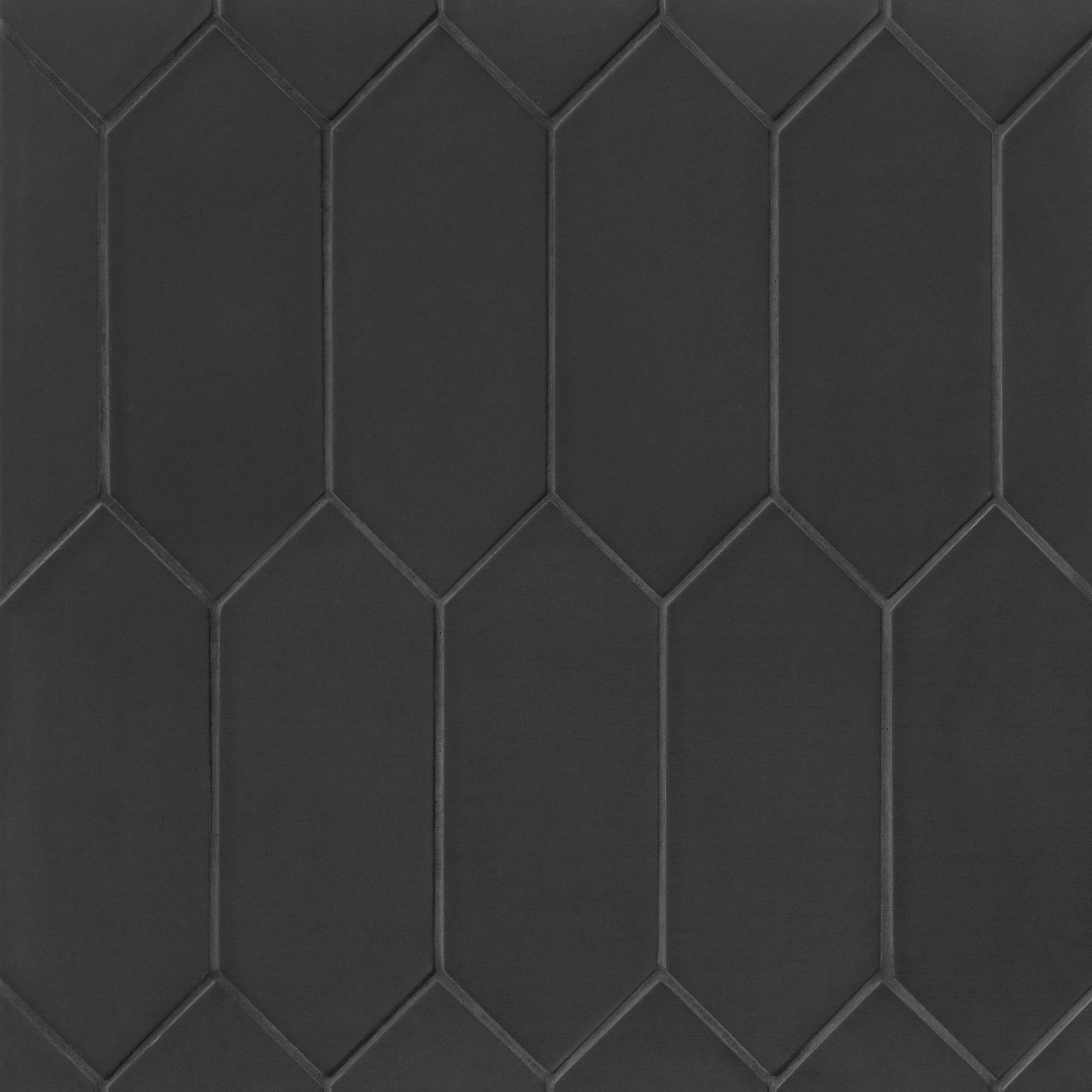 Verve Wall Mosaic in After Dark