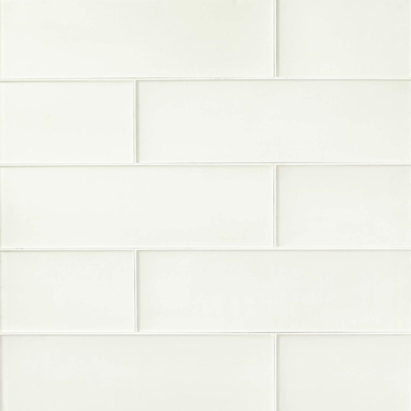 "Verve 6"" x 20"" Wall Tile in Cloud Nine"