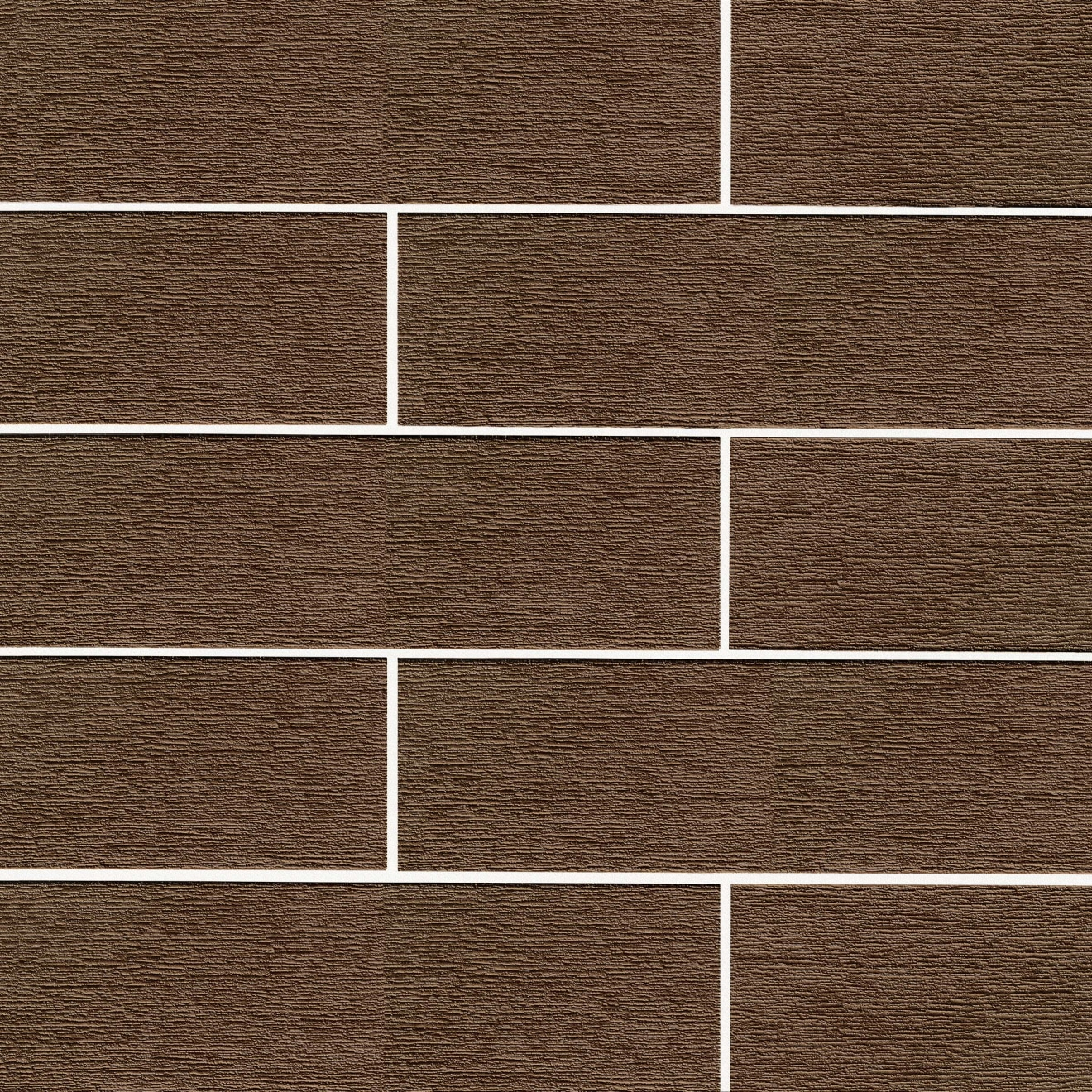 """Verve 6"""" x 20"""" Wall Tile in Gold Rush"""