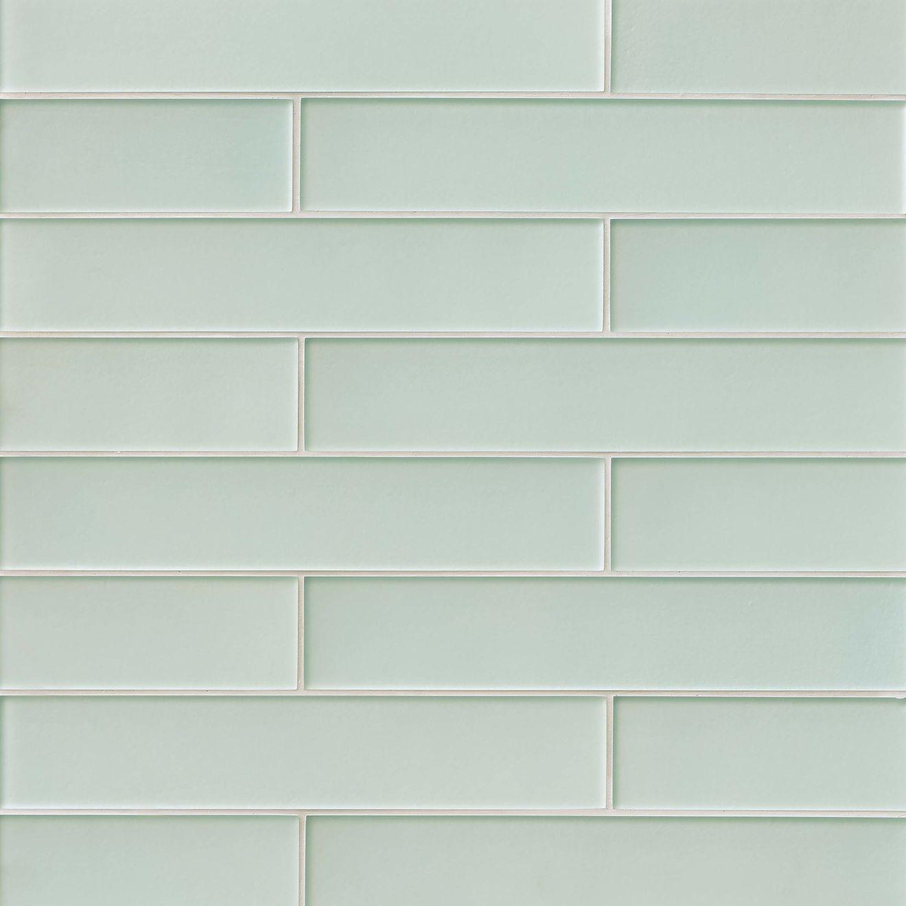 "Verve 3"" x 15.75"" Wall Tile in Ice Breaker"