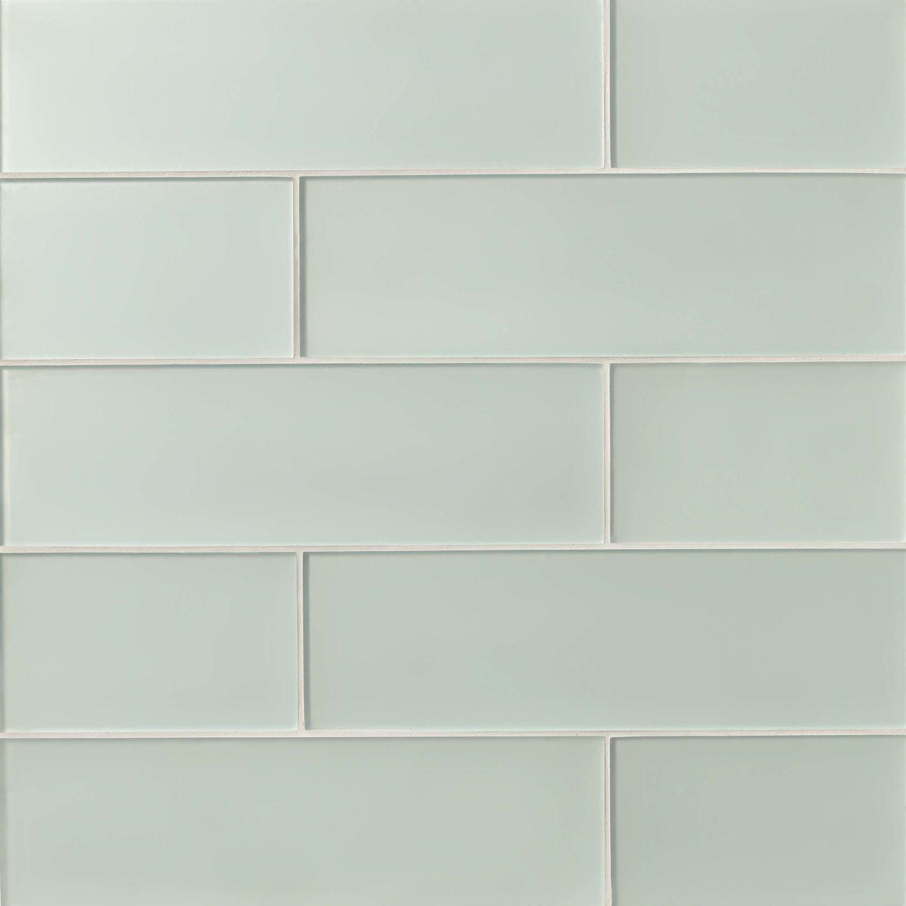 "Verve 6"" x 20"" Wall Tile in Ice Breaker"