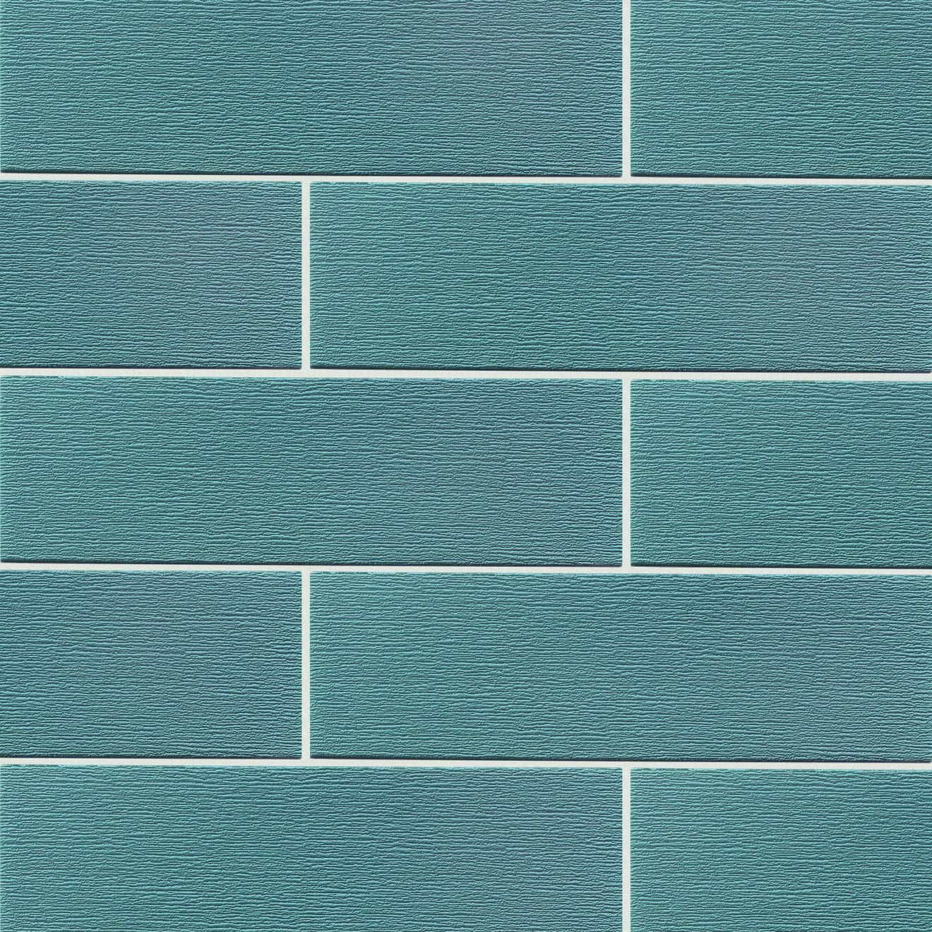 """Verve 6"""" x 20"""" Wall Tile in Northern Lights"""