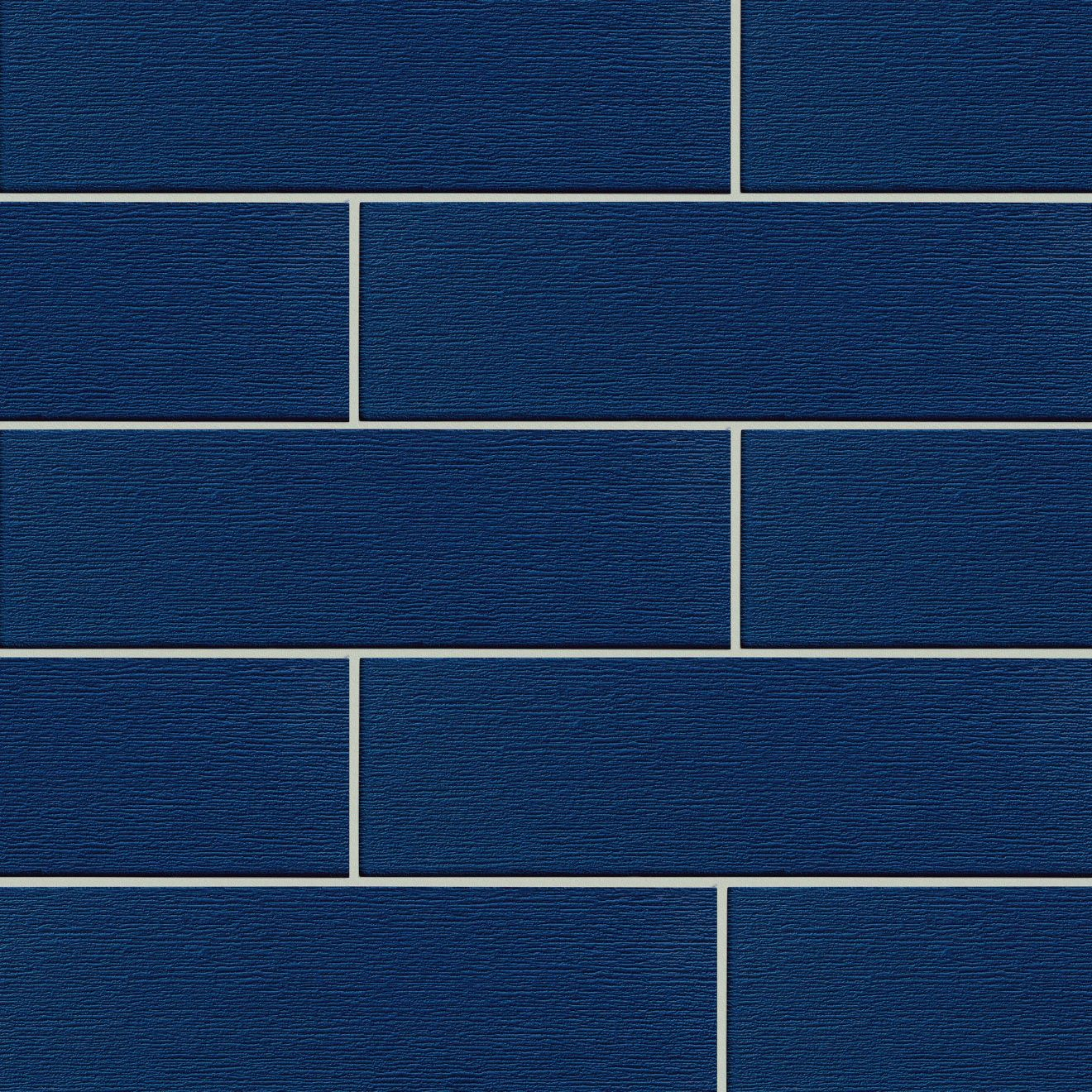 """Verve 6"""" x 20"""" Wall Tile in Starry Night"""