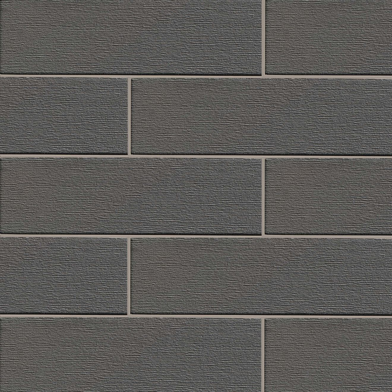 """Verve 6"""" x 20"""" Wall Tile in Stormy Sky"""