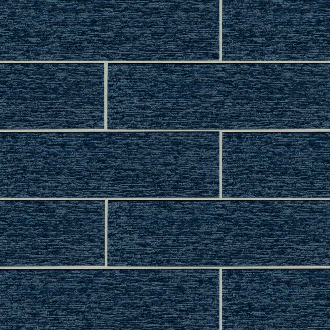 """Verve 6"""" x 20"""" Wall Tile in Twilight"""