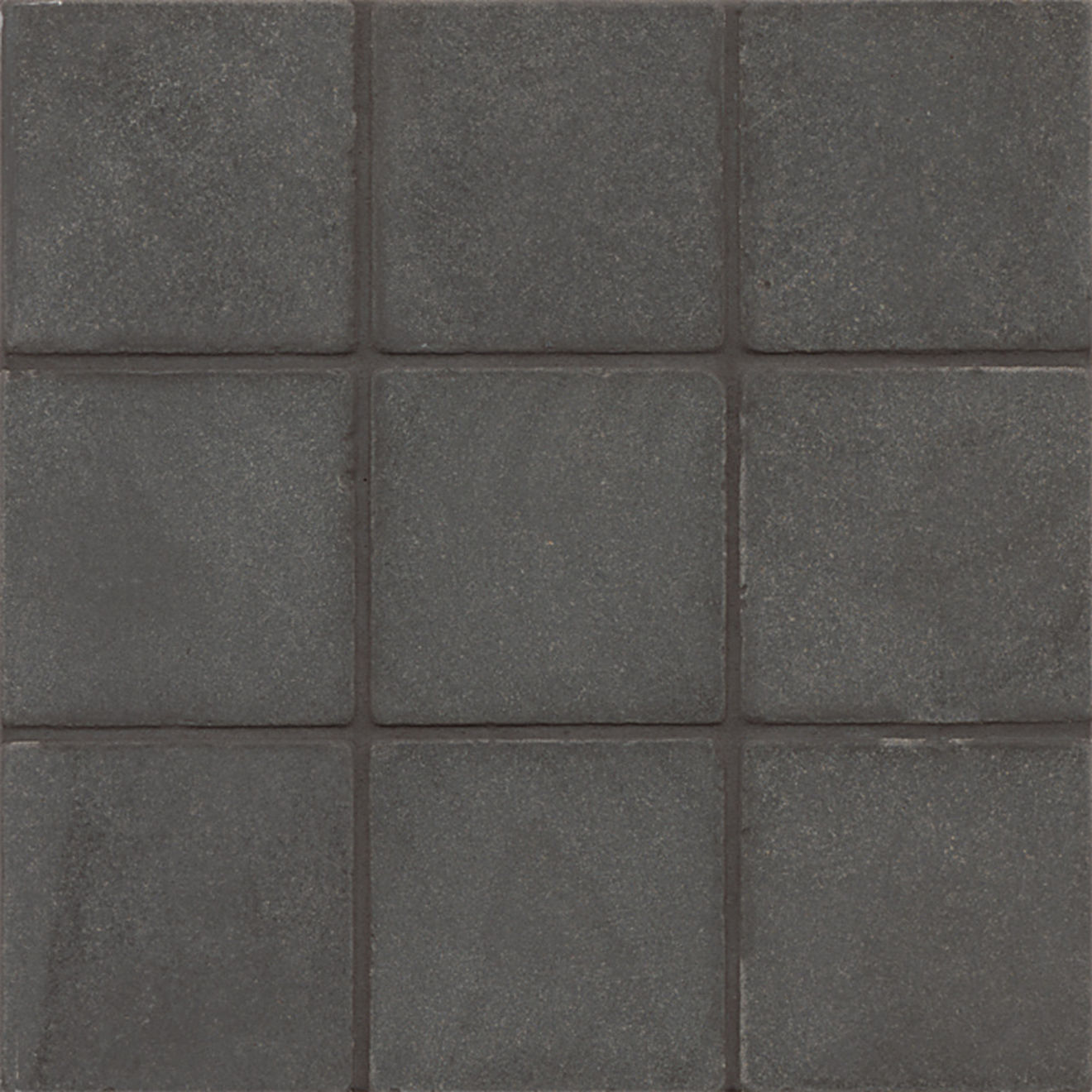 "Absolute Black 4"" x 4"" Floor & Wall Tile"