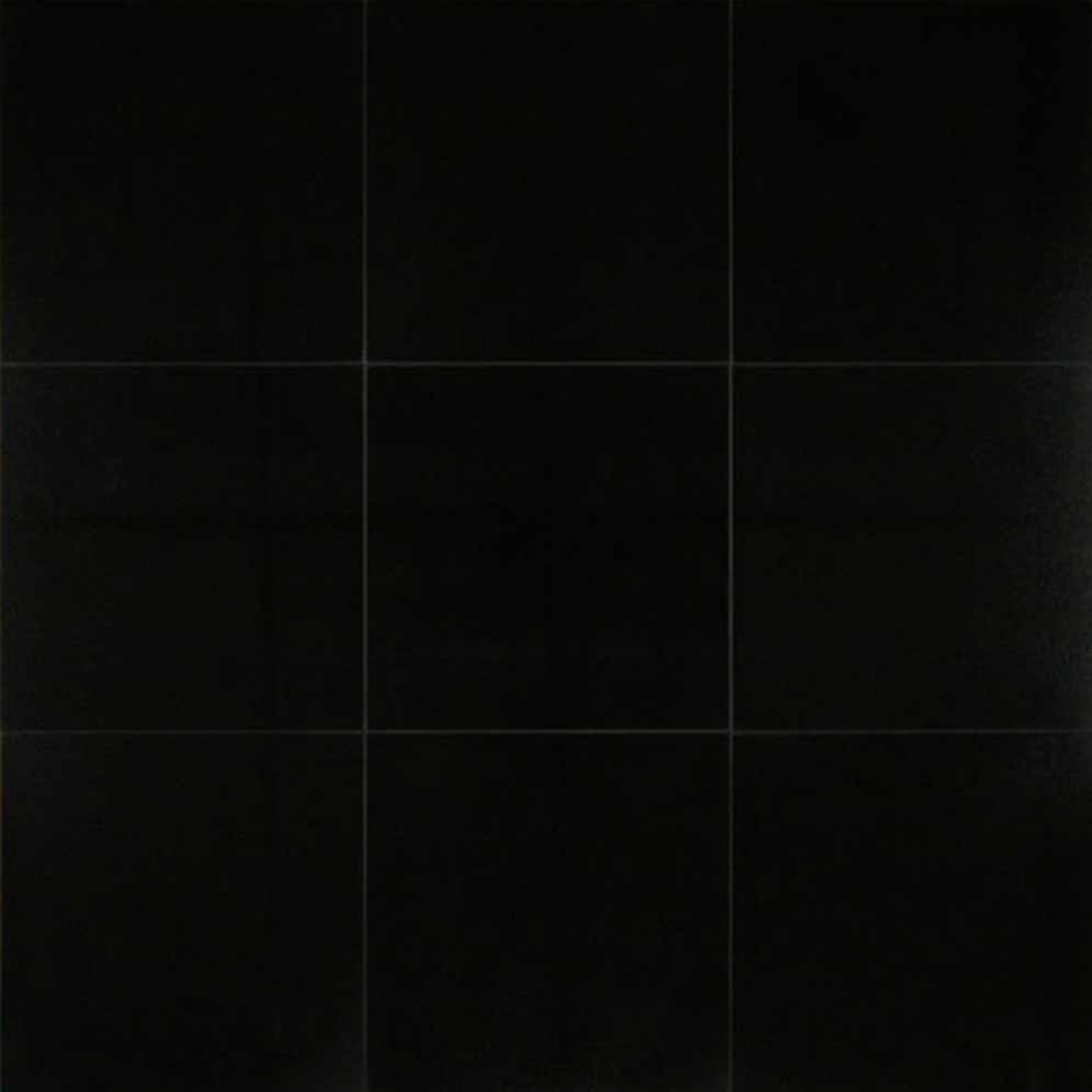 "Absolute Black 12"" x 12"" Floor & Wall Tile"