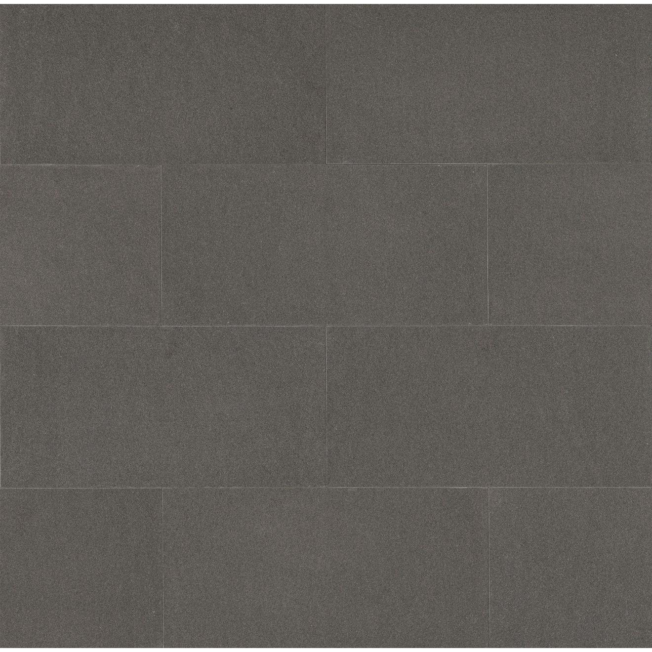 "Absolute Black 12"" x 24"" Floor & Wall Tile"