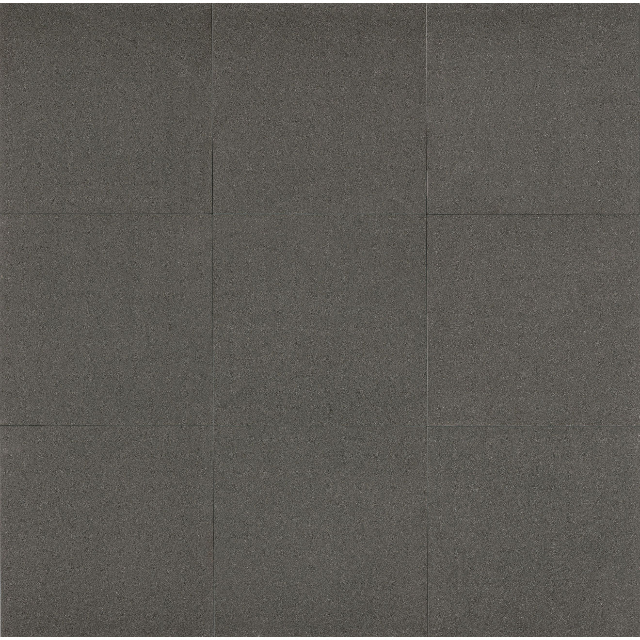 "Absolute Black 18"" x 18"" Floor & Wall Tile"