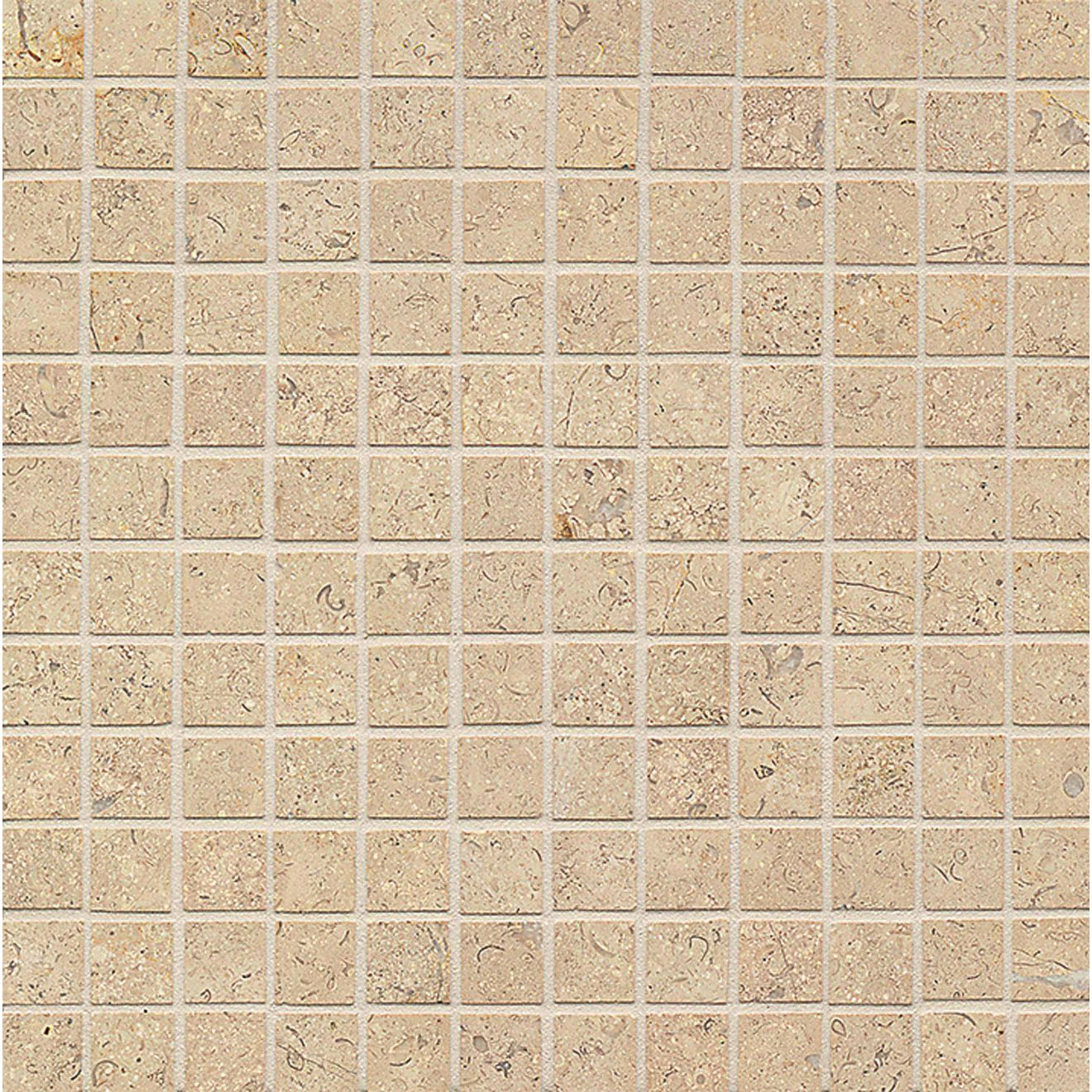"Burlap 1"" x 1"" Floor & Wall Mosaic"