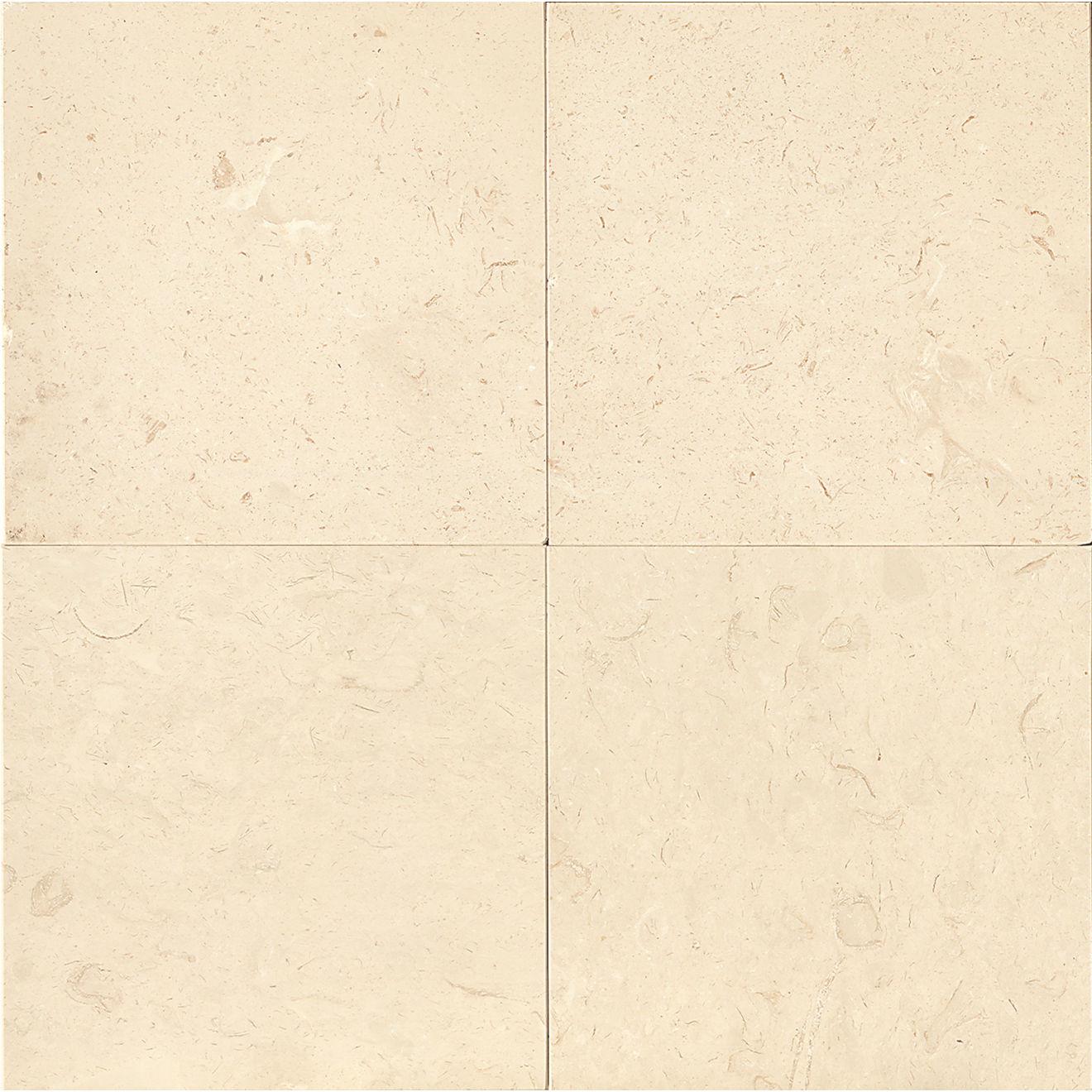 "Corinthian White 24"" x 24"" Floor & Wall Tile"