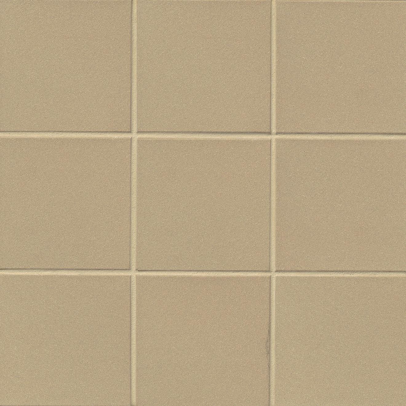 "Metropolitan 6"" x 6"" Floor & Wall Tile in Buckskin"
