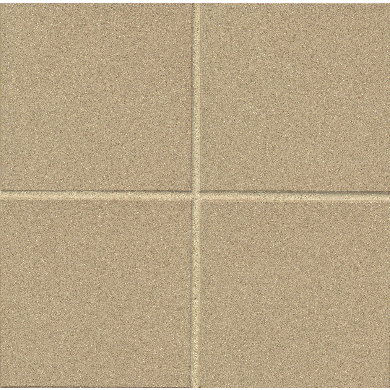 "Metropolitan 8"" x 8"" Floor & Wall Tile in Buckskin"