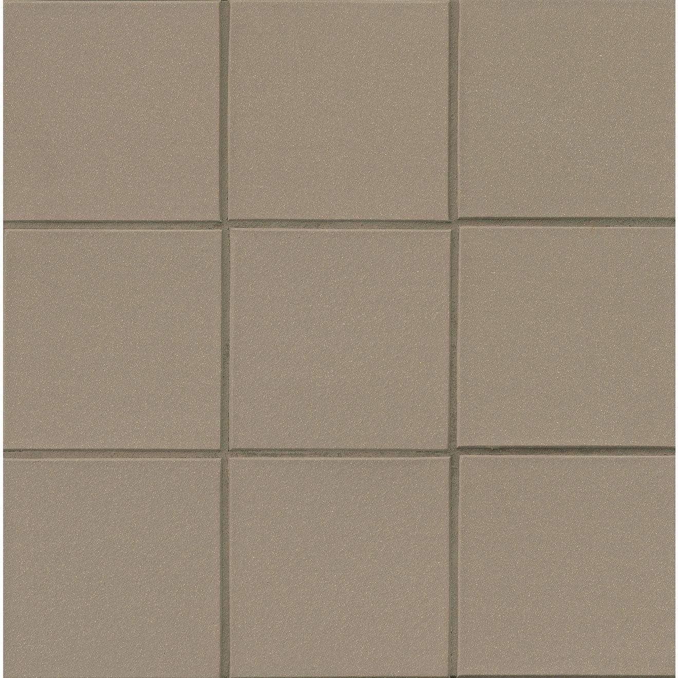 """Metropolitan 6"""" x 6"""" Floor & Wall Tile in Puritan Gray"""