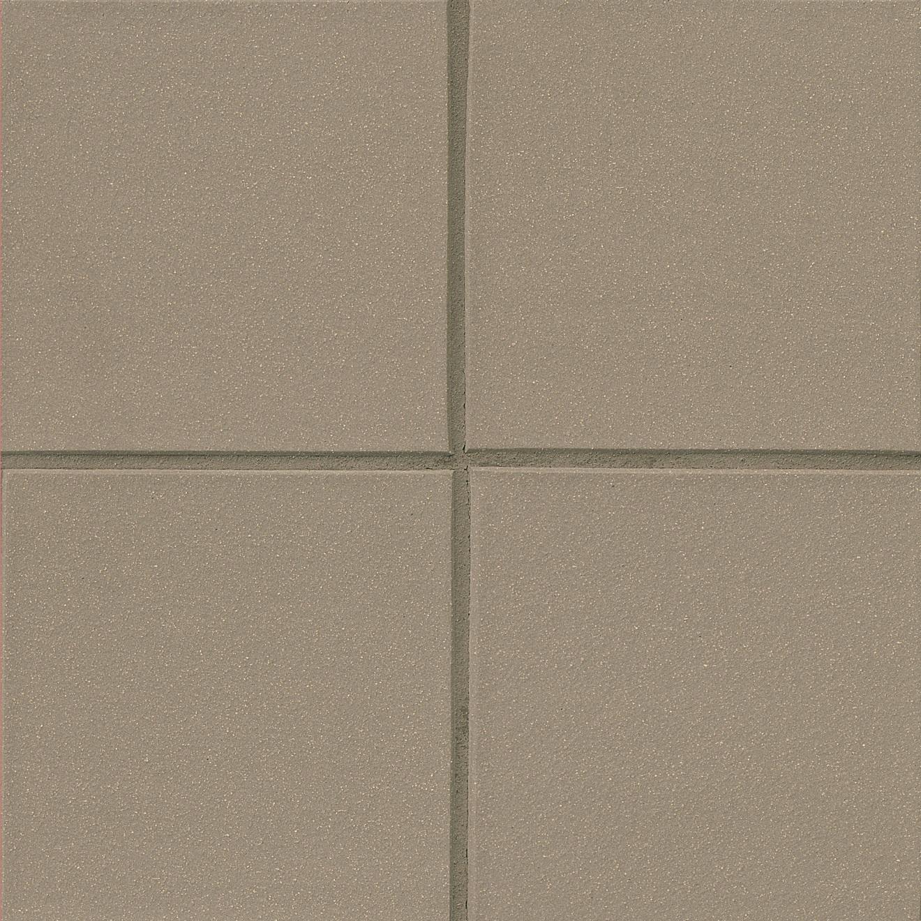 """Metropolitan 8"""" x 8"""" Floor & Wall Tile in Puritan Gray"""