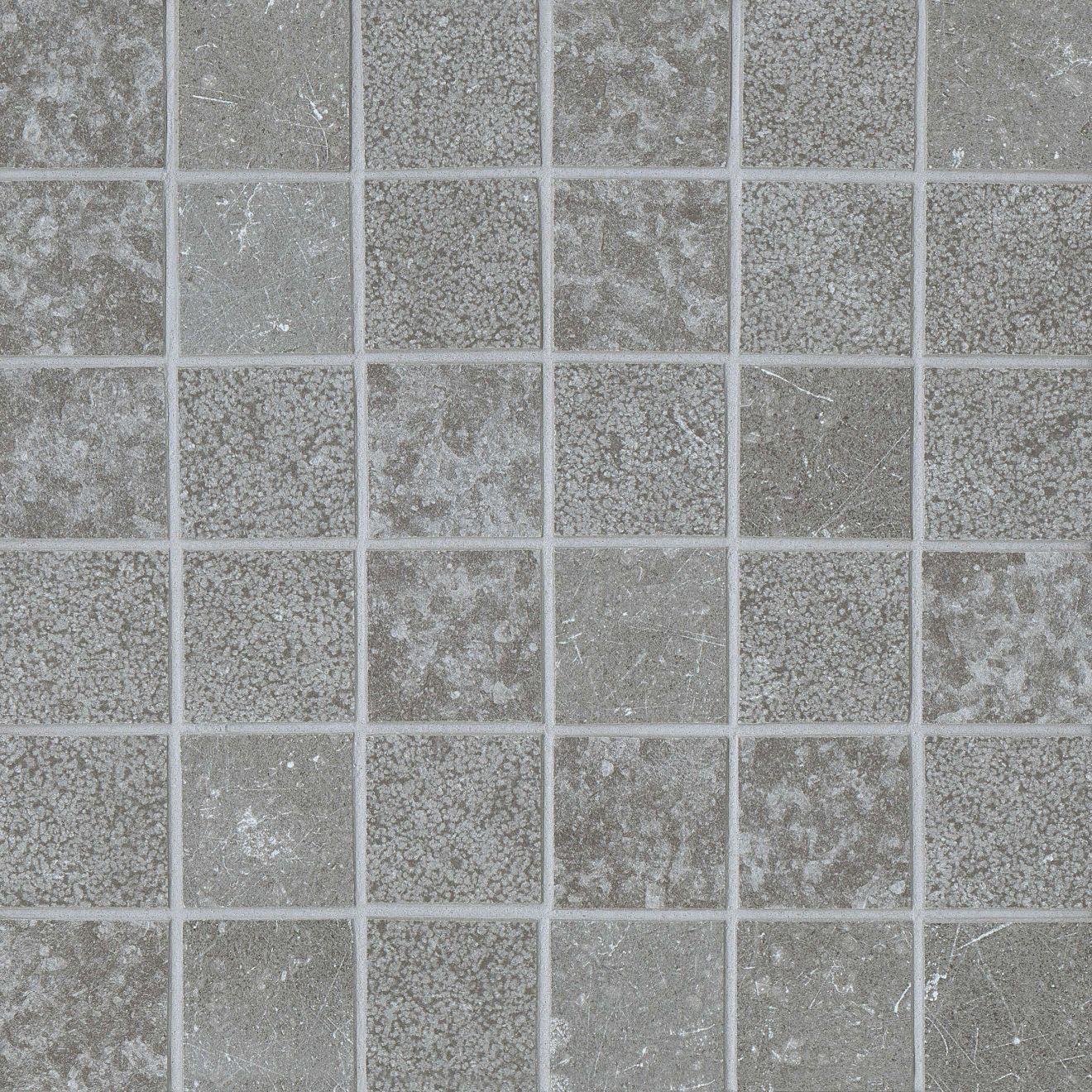 "Blues 2"" x 2"" Floor & Wall Mosaic in Core"