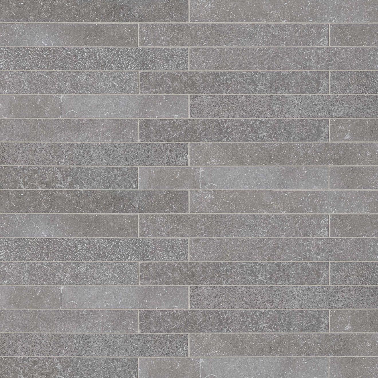 """Blues 3"""" x 24"""" Floor & Wall Tile in Core"""