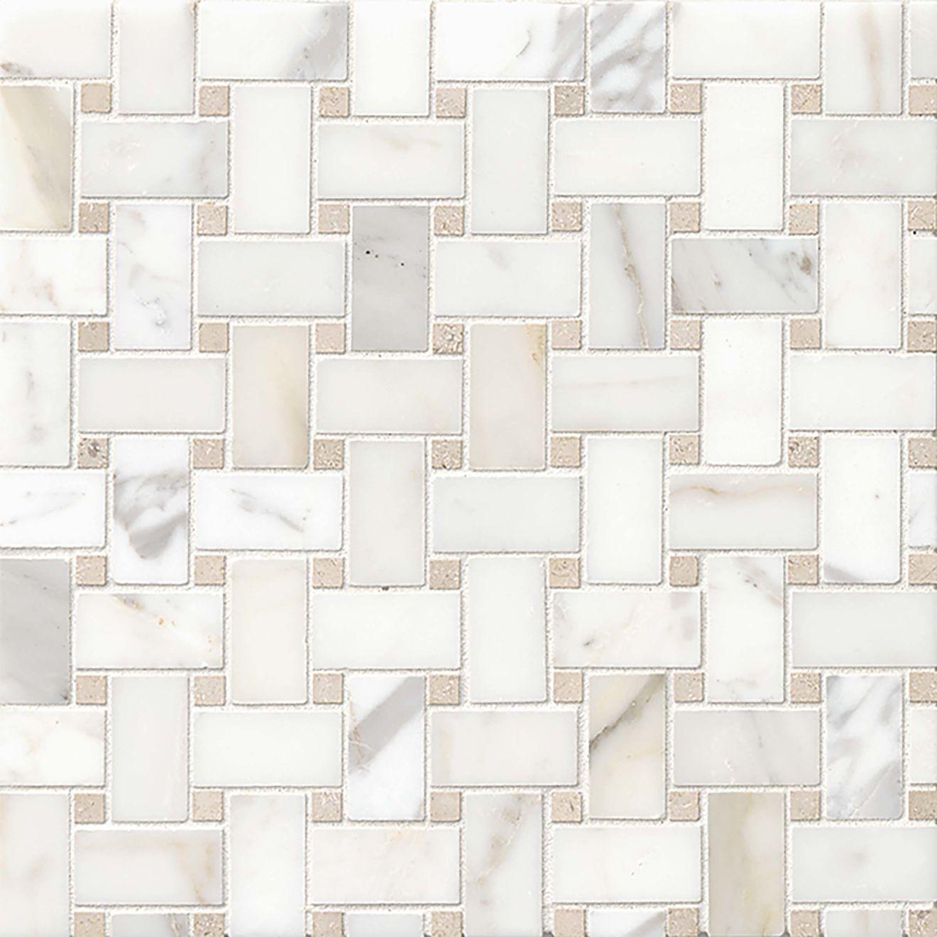 Ashbury Floor & Wall Mosaic