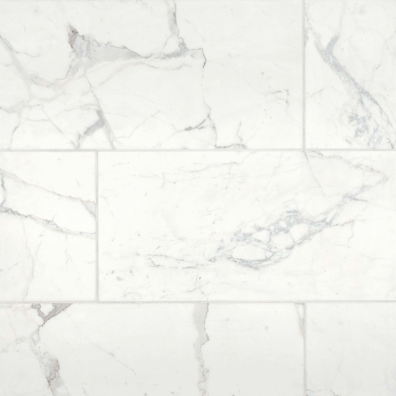 "Calacatta 18"" x 36"" Floor & Wall Tile"