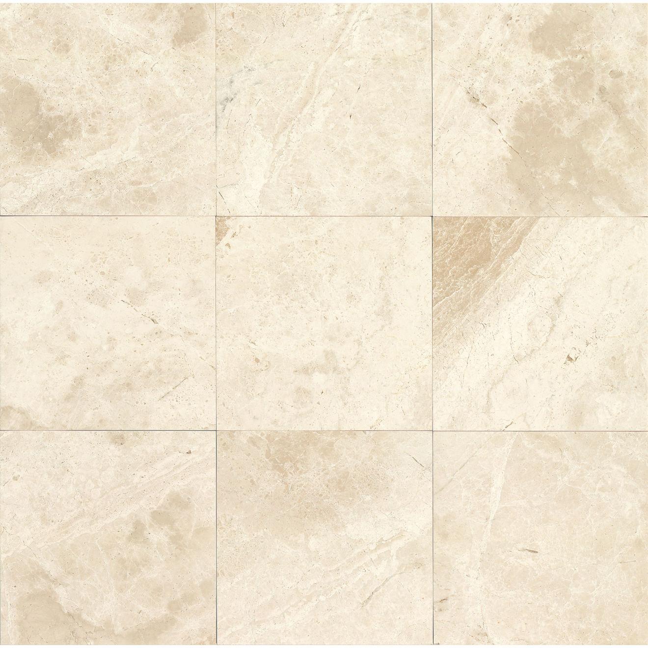 """Caspian Bisque 18"""" x 18"""" Floor & Wall Tile"""