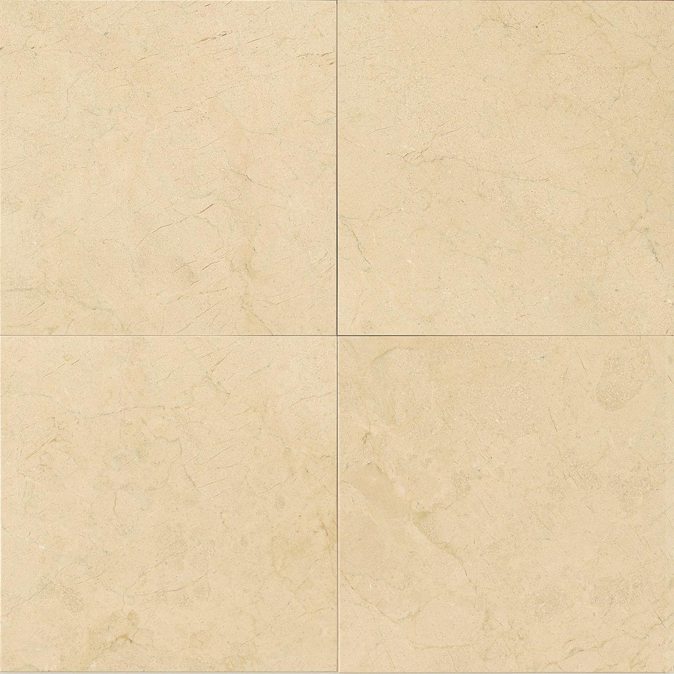 """Crema Marfil Select 24"""" x 24"""" Wall Tile"""