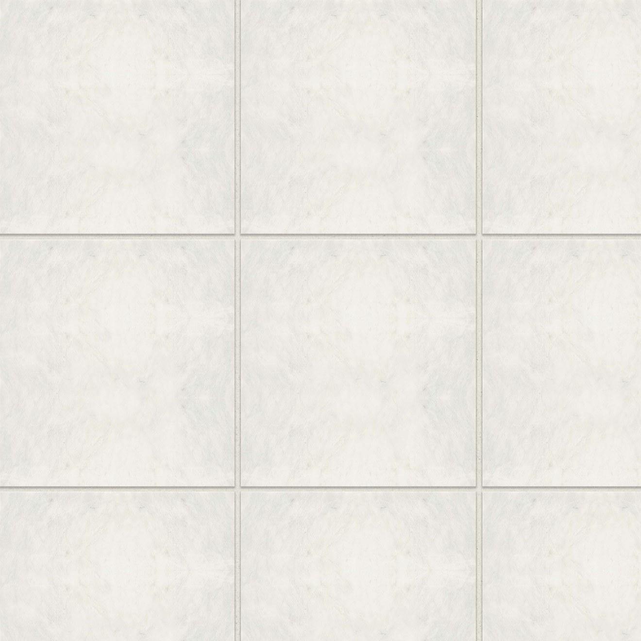 """Iceberg White 18"""" x 18"""" Floor & Wall Tile"""