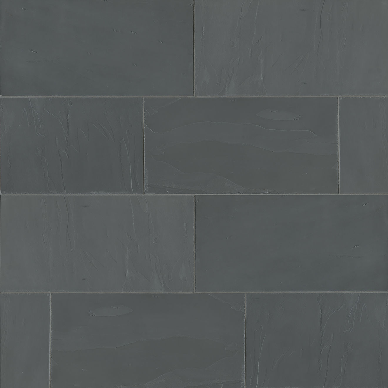 "Andhra Black 12"" x 24"" Floor & Wall Tile"