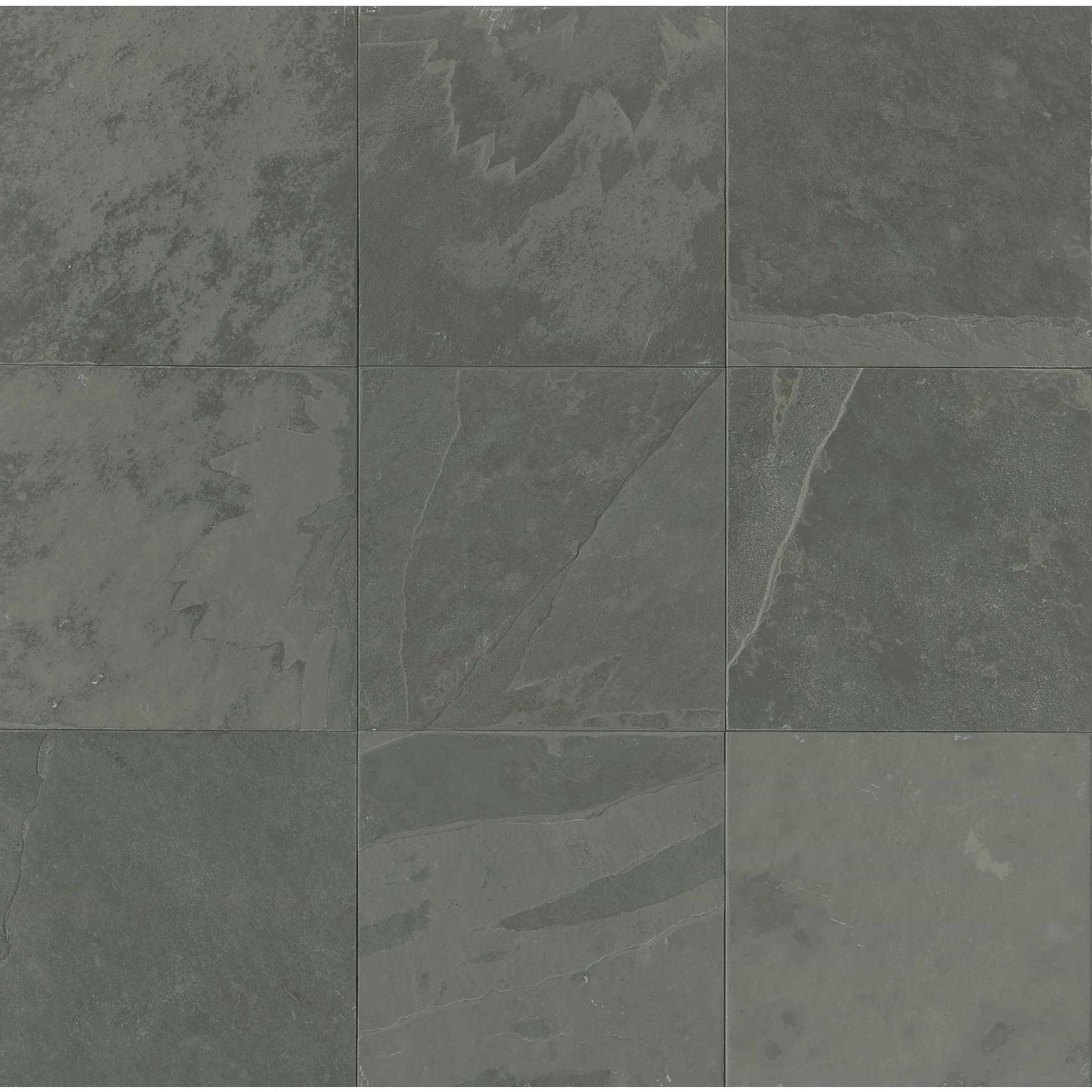 "Country Grey 16"" x 16"" Floor Tile"