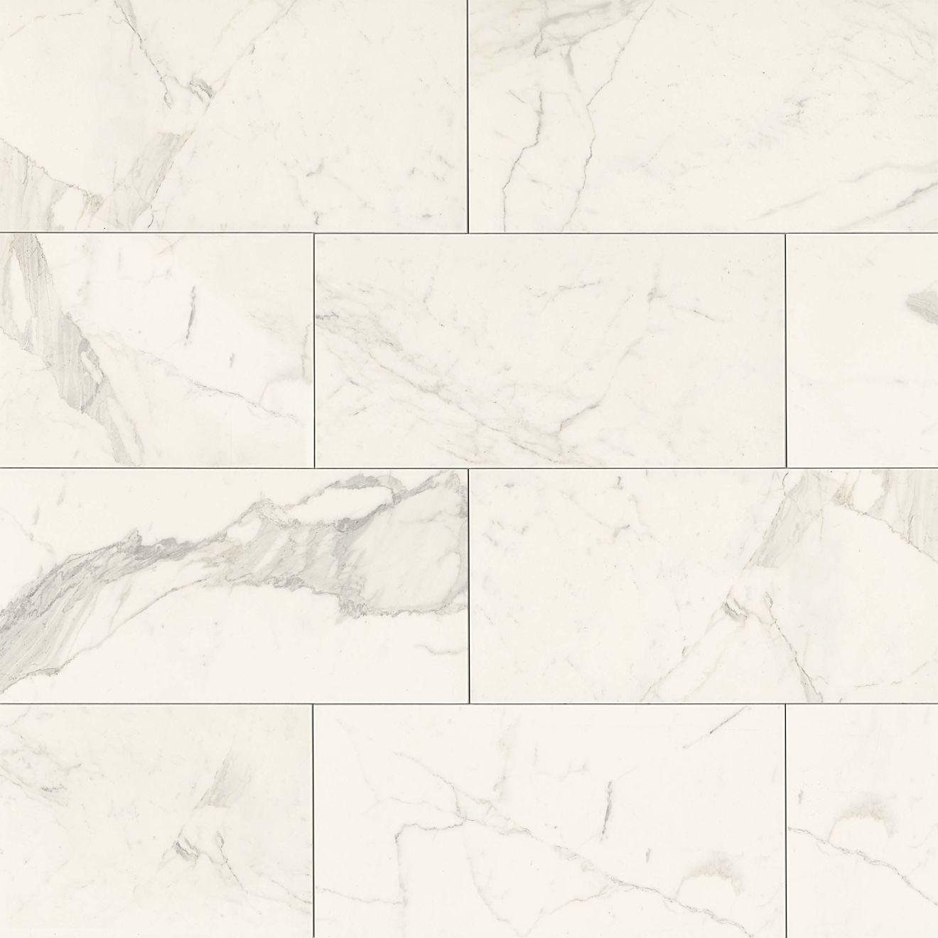 "Classic 12"" x 24"" Floor & Wall Tile in Statuarietto"