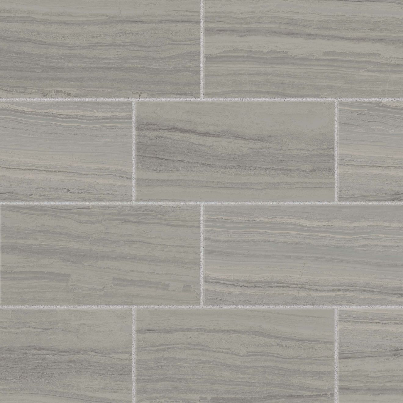 "Highland 12"" x 24"" Floor & Wall Tile in Greige"