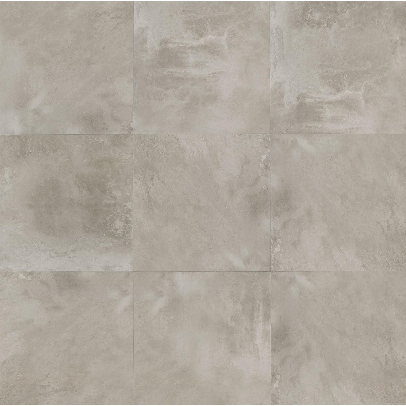 "Cemento 24"" x 24"" Floor & Wall Tile in Classico"