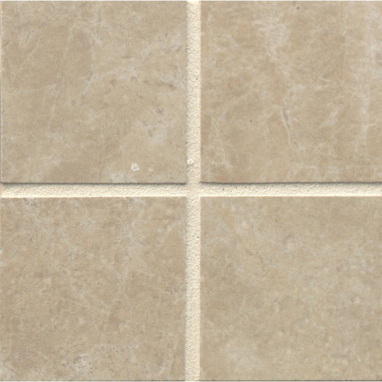 "Indiana Stone 6"" x 6"" Floor & Wall Tile in Beige"