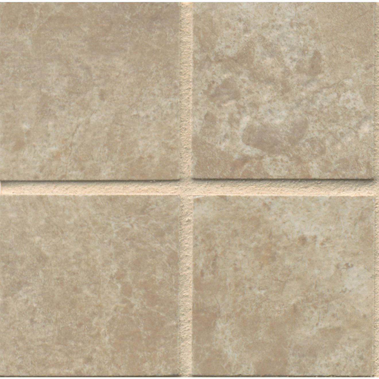 """Indiana Stone 6"""" x 6"""" Floor & Wall Tile in Noce"""