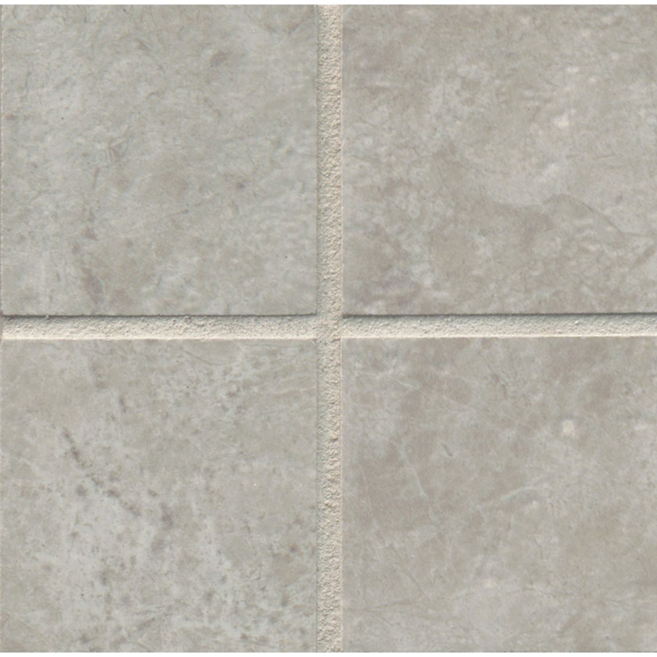 """Indiana Stone 6"""" x 6"""" Floor & Wall Tile in Silver"""