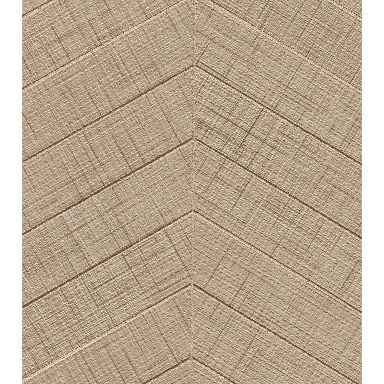 "Lido 2"" x 6"" Floor & Wall Mosaic in Camel"