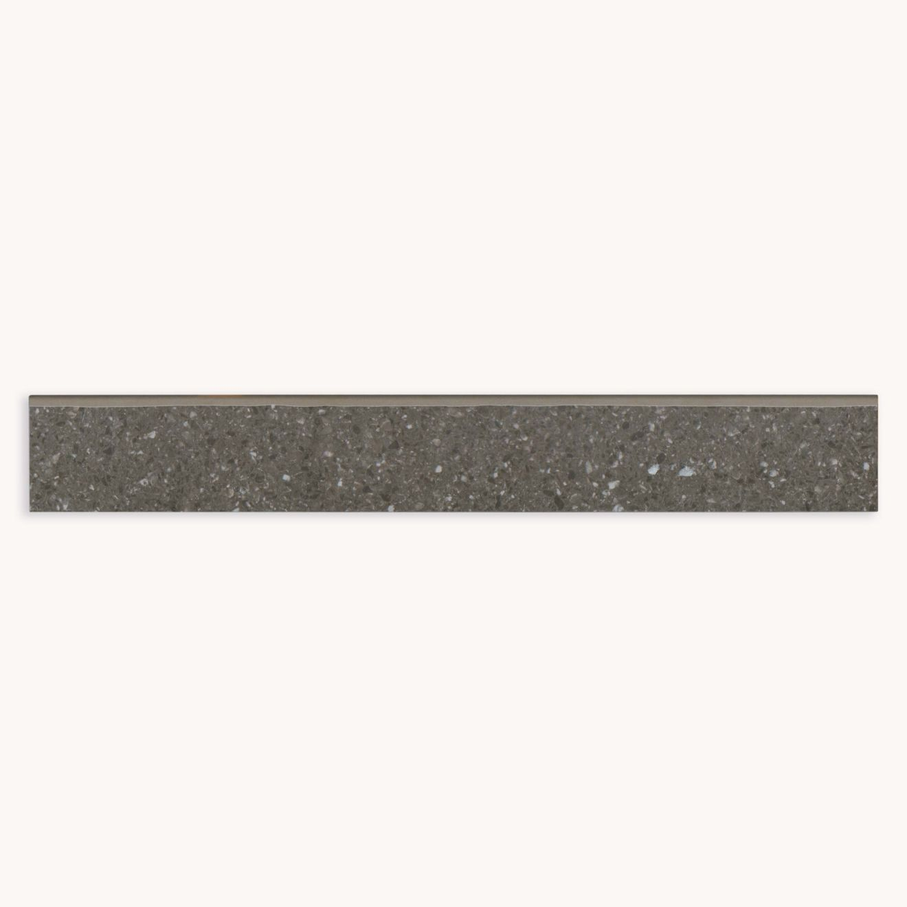 Surface Bullnose 3X20 Dark Gray